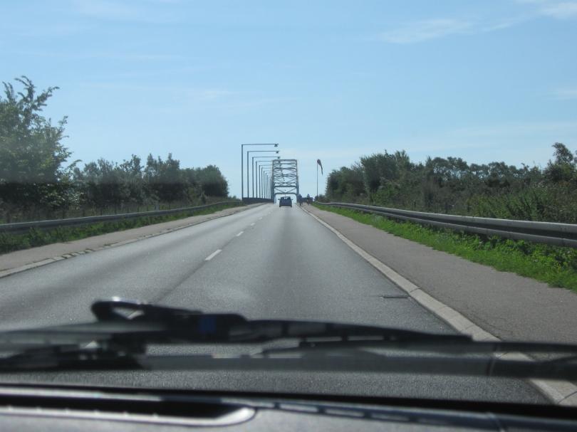 Autobahn in Dänemark