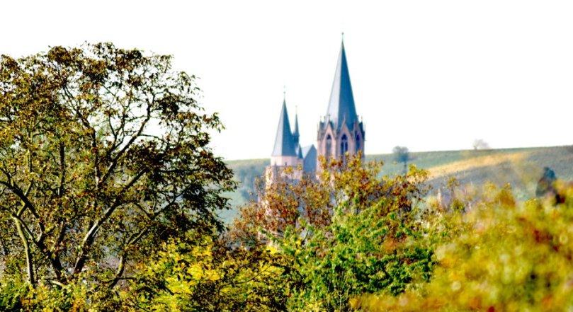 Ebenso die Katharinenkirche